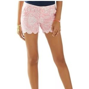 Lilly Pulitzer 🌷Buttercup Short Size 2